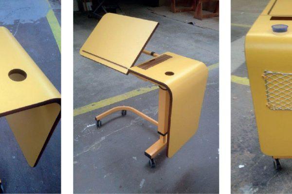 petites photos details du prototype réalisé